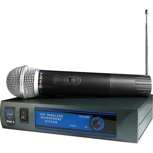 Nady DKW-3 HT Single VHF Wireless System