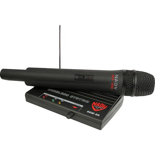 Nady DKW-8U Wireless Microphone System