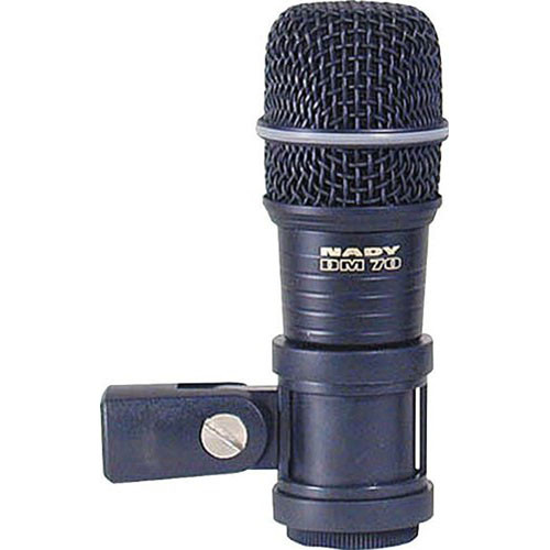 Nady DM-70 Dynamic Instrument Microphone