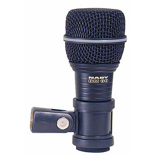 Nady DM-80 Dynamic Kick Drum Microphone