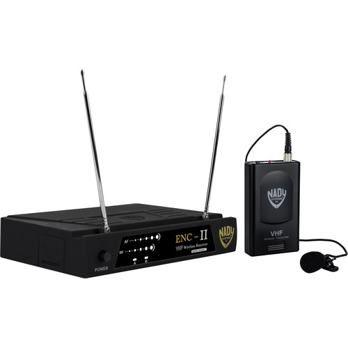 Nady Encore II Wireless Lavalier Microphone System
