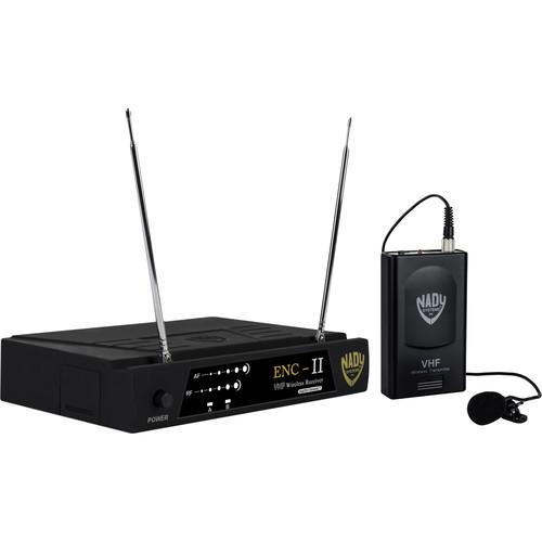 Nady Encore II Wireless Lavalier Microphone System