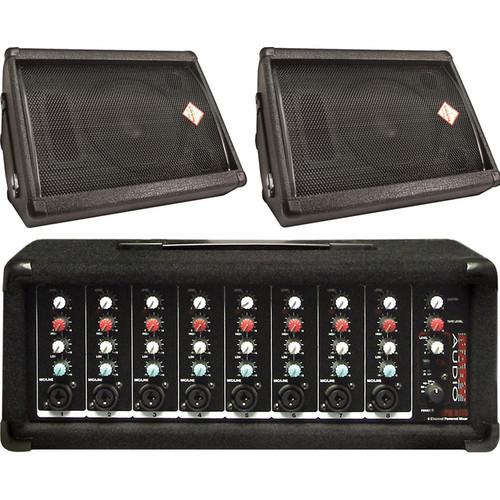 Nady MPM-8175 / PA210 Powered PA System