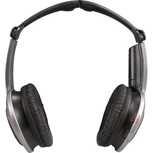 Nady Racketblaster QH-30NC Noise-Canceling Stereo Headphones