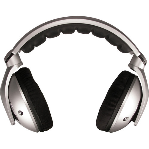 Nady QH 660 Deluxe Closed-Back Stereo Studio/DJ Headphones