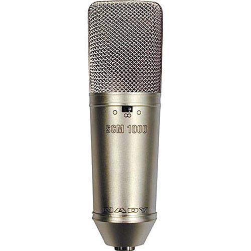 Nady SCM-1000 Studio Condenser Microphone