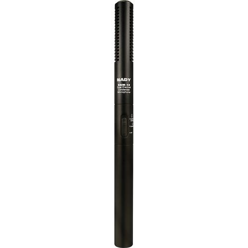 Nady SGM-12 Shotgun Condenser Microphone