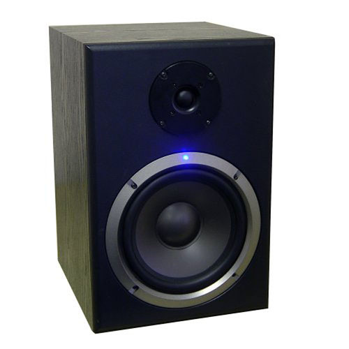 "Nady SM-300A 8"" 2-Way Active Studio Monitor Speakers (Pair)"