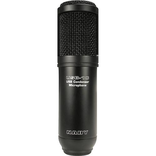 Nady USB-1C USB Condenser Microphone