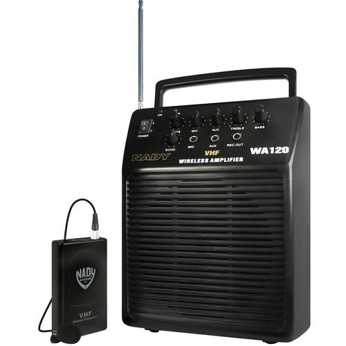 Nady WA-120 Portable Wireless PA System