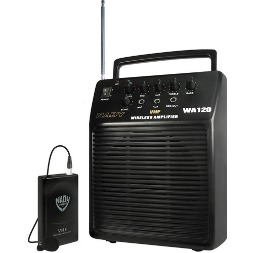 Nady WA-120 Portable Wireless PA System