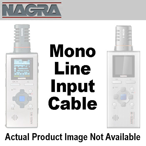 Nagra CM-MICL - Mono Line Input Cable For ARES-M/MII
