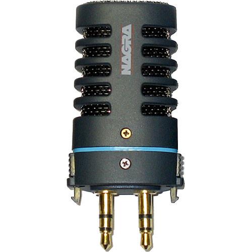 Nagra NM-MICMII - Omni-Directional Mono Microphone for ARES-M/MII (Blue Band)