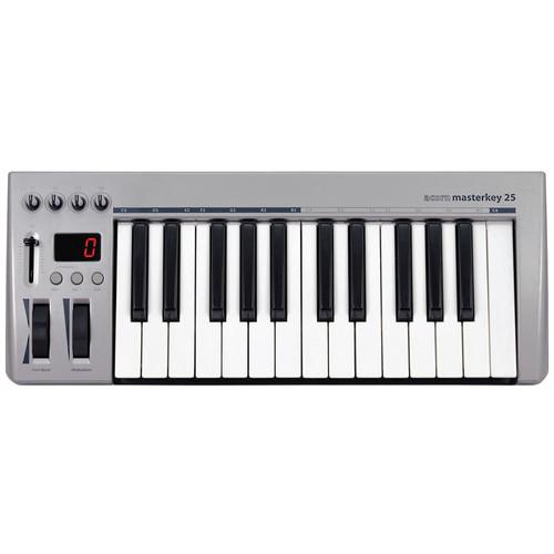 Acorn Masterkey 25 - USB MIDI Controller