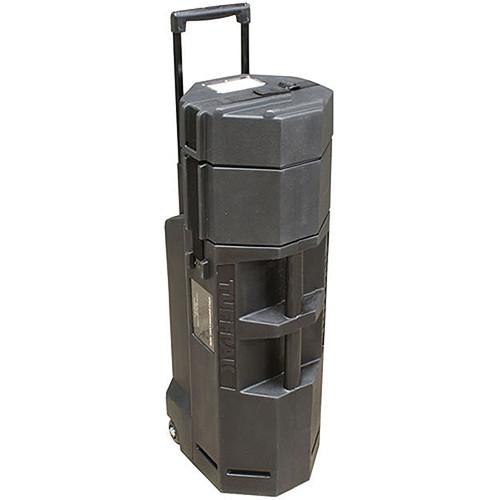 "Nalpak 11"" Tuffpak Series 34-39"" Hard Tripod Case with Wheels"