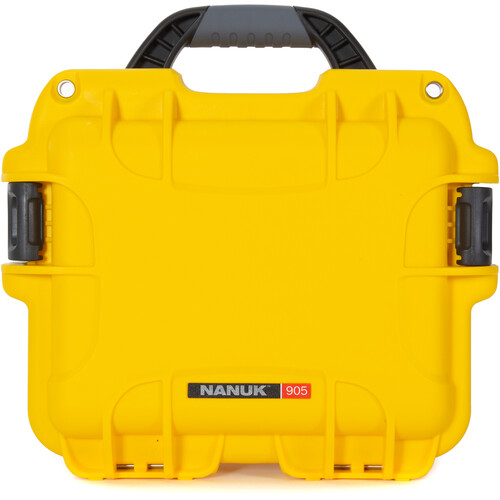 Nanuk 905 Case (Yellow)