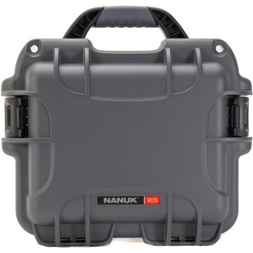 Nanuk 905 Case (Graphite)