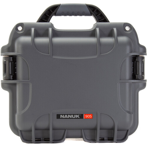 Nanuk 905 Hard Utility Case without Insert (Graphite)