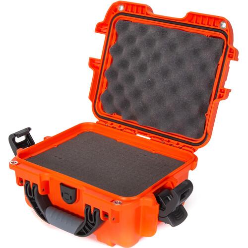 Nanuk 905 Hard Utility Case with Foam Insert (Orange)