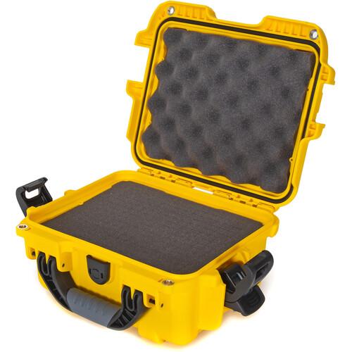 Nanuk 905 Hard Utility Case with Foam Insert (Yellow)
