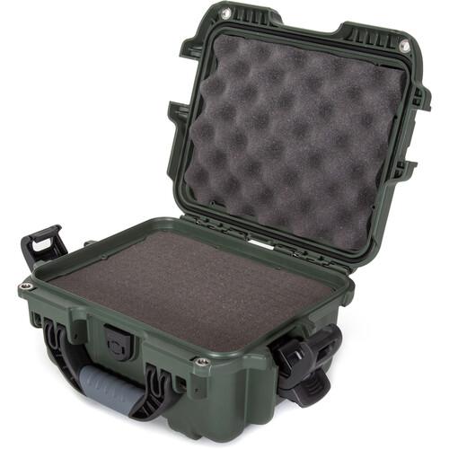 Nanuk 905 Hard Utility Case with Foam Insert (Olive)