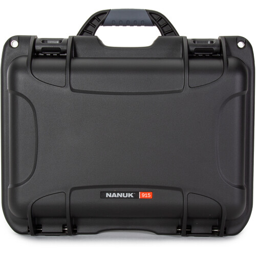 Nanuk 915 Medium Series Case (Black, Empty)