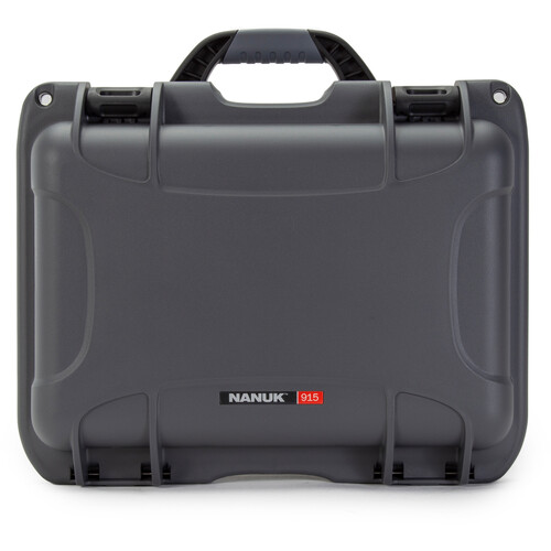 Nanuk 915 Medium Series Case (Graphite)