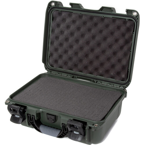 Nanuk 915 Case with Foam (Olive)