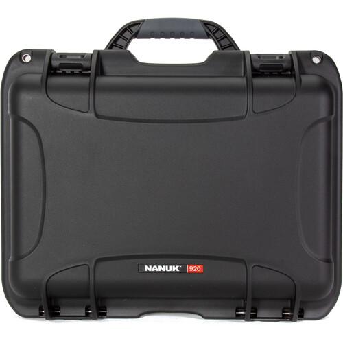 Nanuk 920 Series Case (Black, Empty)