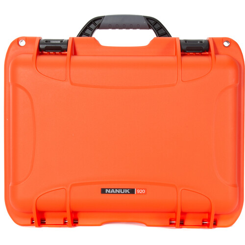 Nanuk 920 Series Case (Orange, Empty)