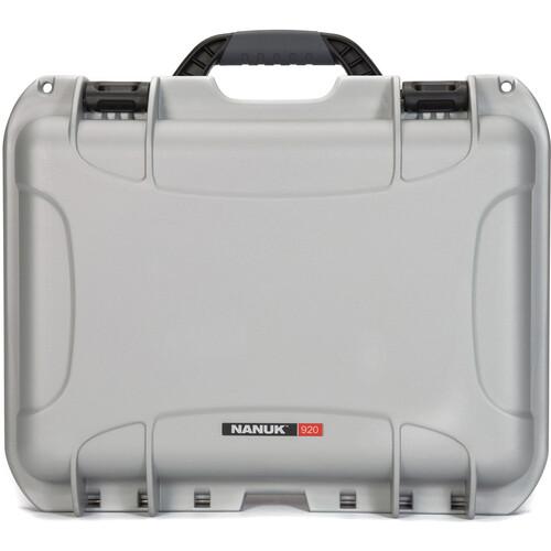 Nanuk 920 Series Case (Silver, Empty)