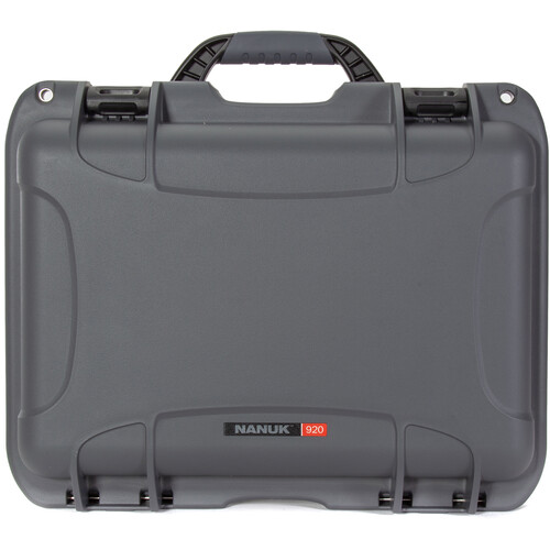 Nanuk 920 Series Case (Graphite, Empty)