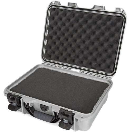 Nanuk 920 Case with Foam (Silver)