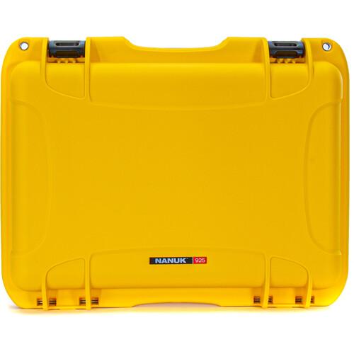 Nanuk 925 Case (Yellow)