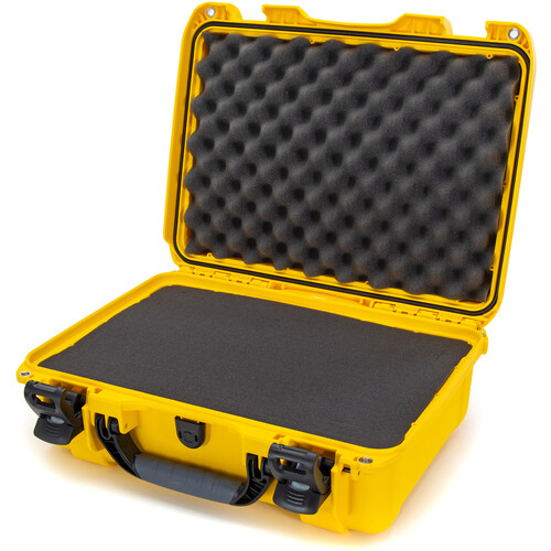 Nanuk 925 Case with Foam (Yellow)