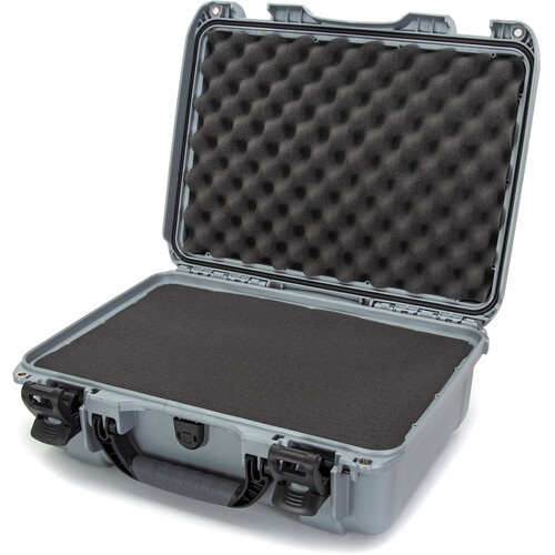 Nanuk 925 Case with Foam (Silver)