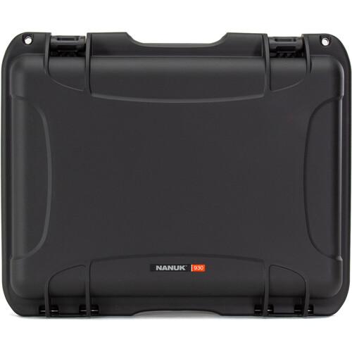 Nanuk 930 Large Series Case without Foam (Black)