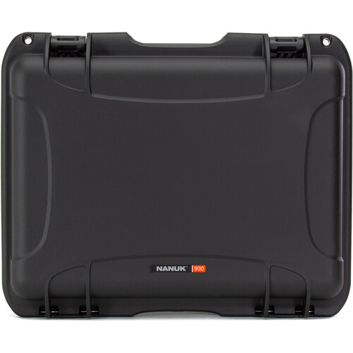 Nanuk 930 Large Series Case (Black, Empty)