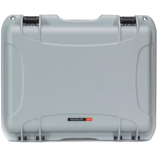Nanuk 930 Large Series Case (Silver, Empty)