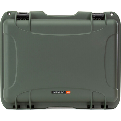 Nanuk 930 Large Series Case without Foam (Olive)