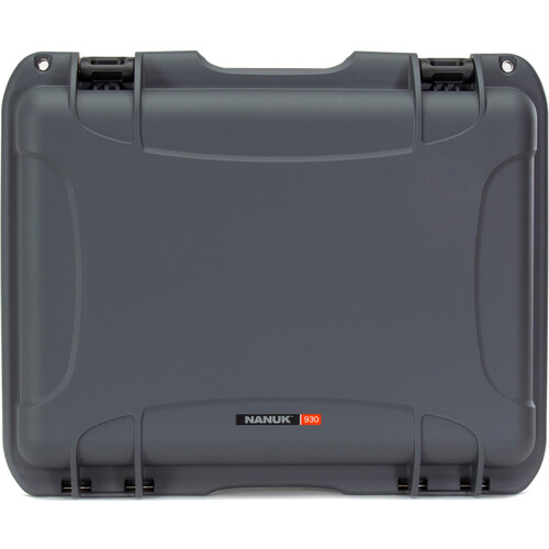 Nanuk 930 Large Series Case (Graphite, Empty)