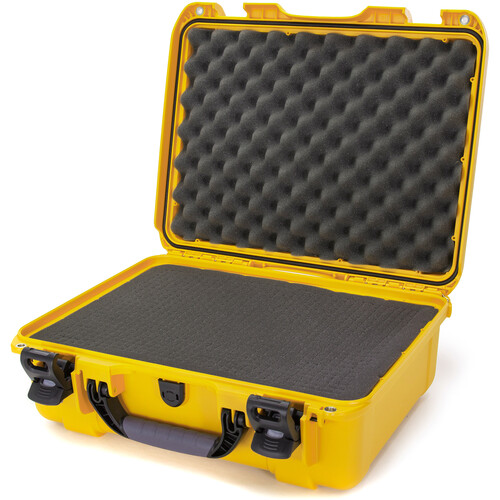 Nanuk 930 Case with Foam (Yellow)