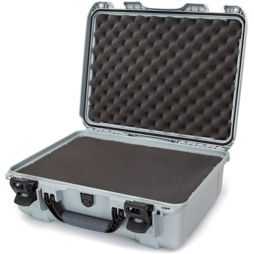 Nanuk 930 Case with Foam (Silver)