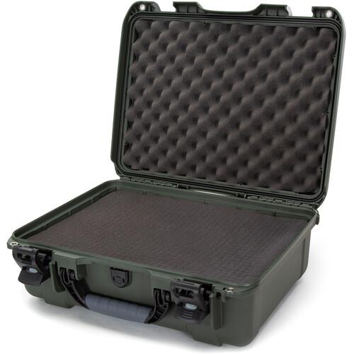 Nanuk 930 Case with Foam (Olive)