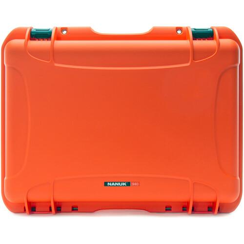 Nanuk 940 Large Series Case (Orange)