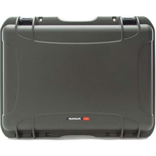 Nanuk 940 Large Series Case (Olive)