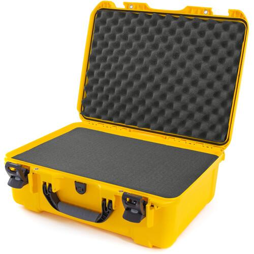 Nanuk 940 Case with Foam (Yellow)