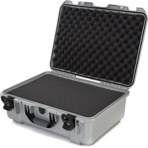 Nanuk 940 Case with Foam (Silver)
