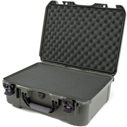 Nanuk 940 Case with Foam (Olive)