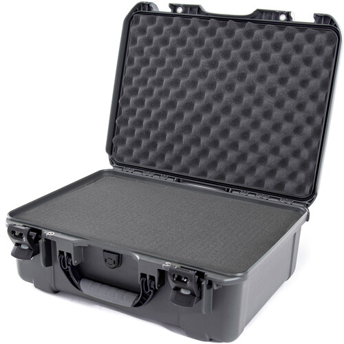 Nanuk 940 Case with Foam (Graphite)